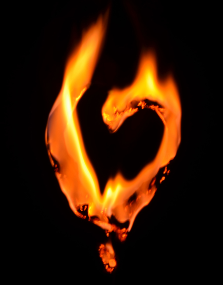 HeartOnFire1
